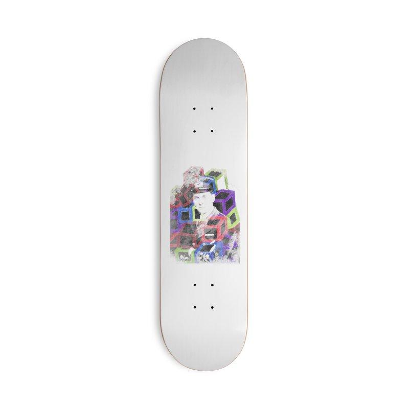 Pie lut Accessories Skateboard by maltzmania's Artist Shop