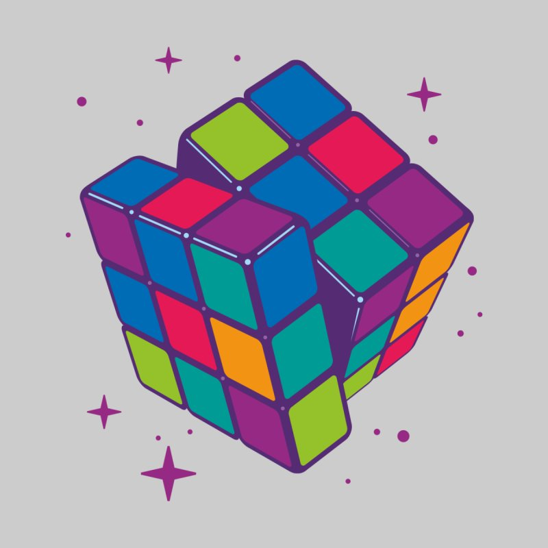 Ultra cube by mambaluu's Artist Shop