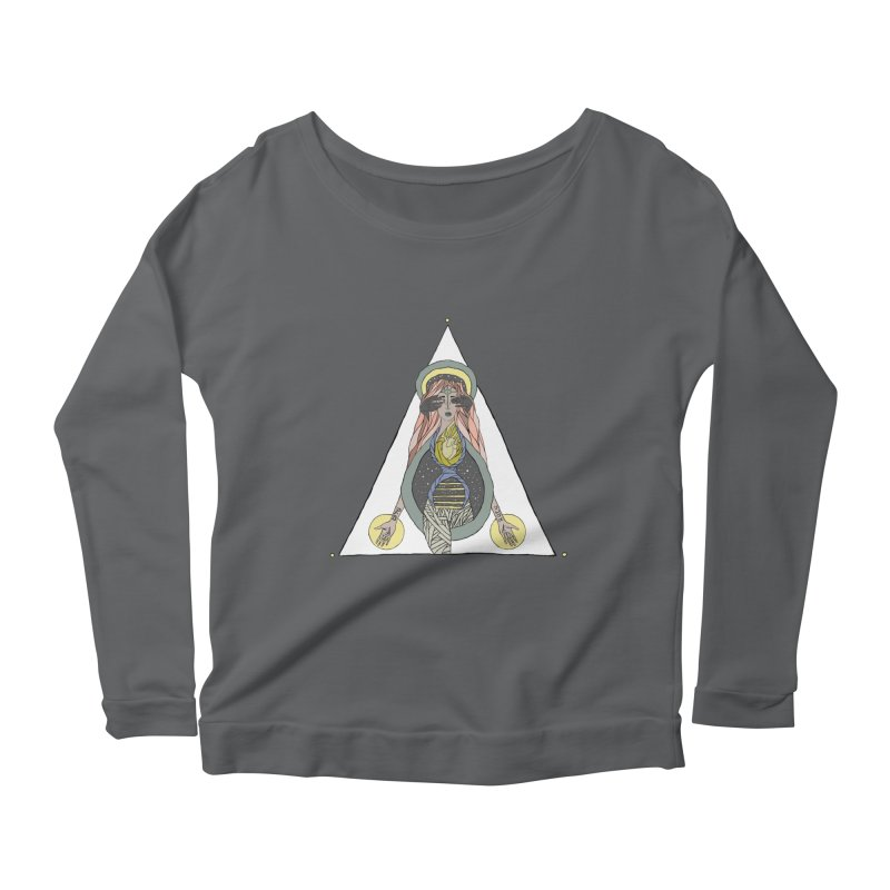 Beyond The Veil Women's Longsleeve T-Shirt by Manaburn's Shop