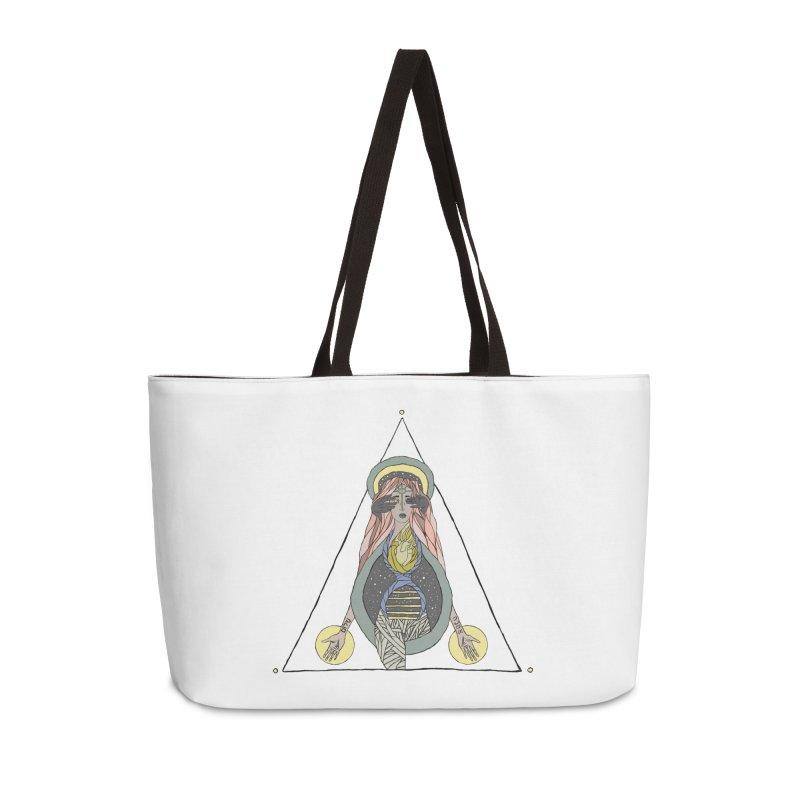 Beyond The Veil Accessories Bag by Manaburn's Shop