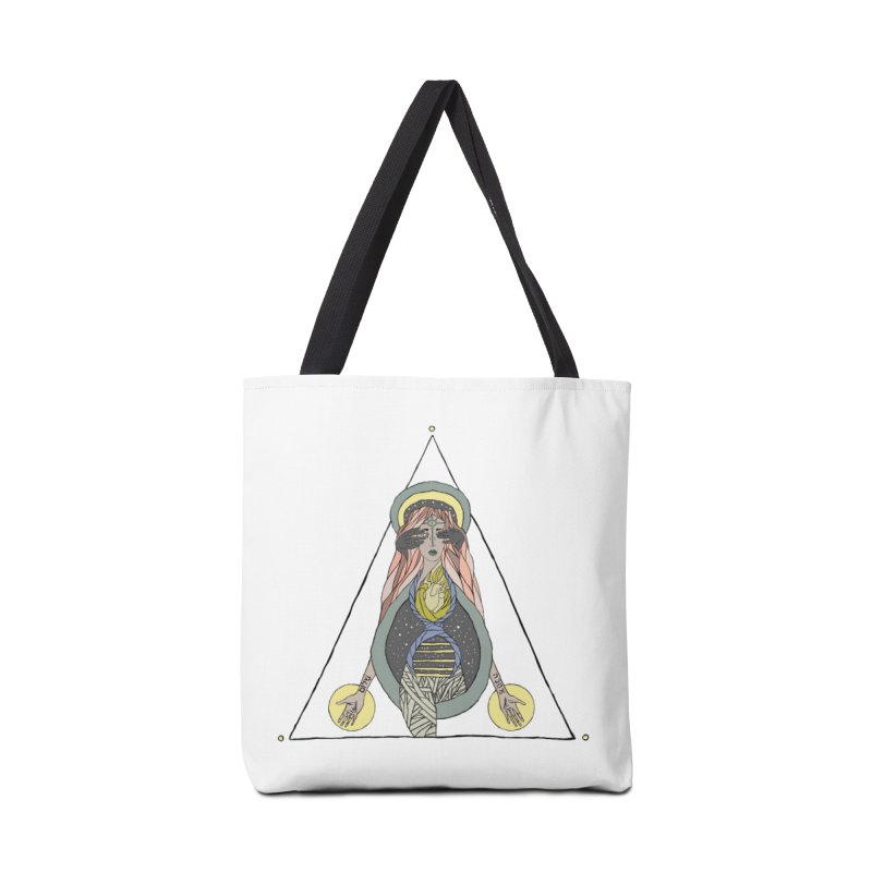 Beyond The Veil Accessories Tote Bag Bag by Manaburn's Shop