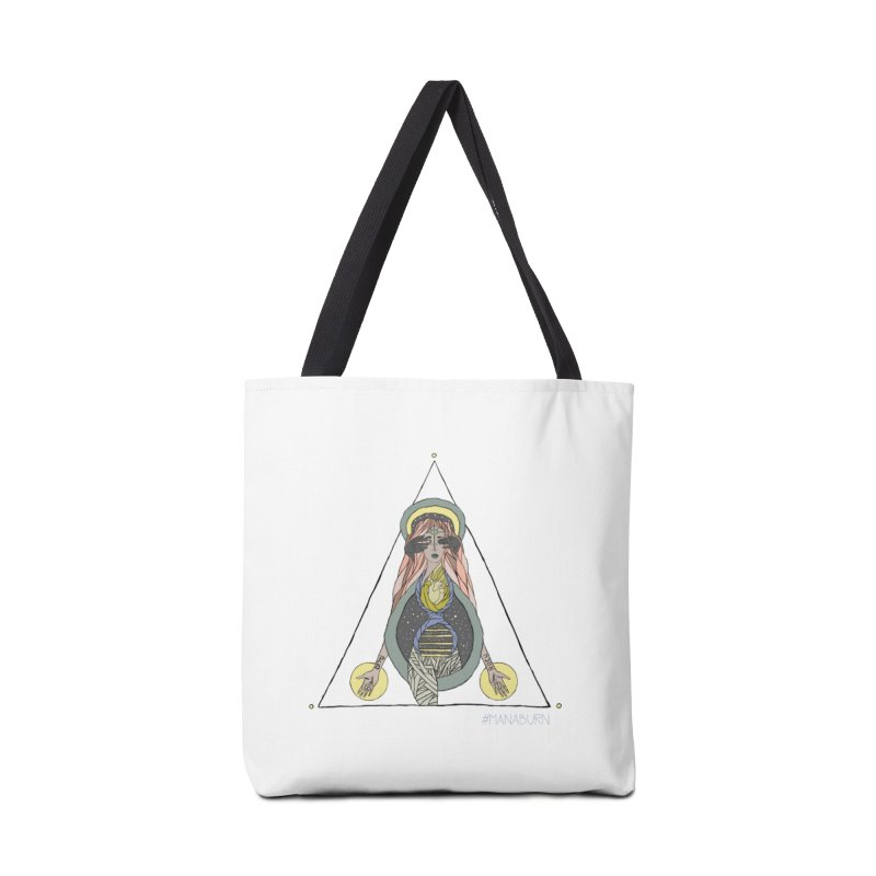 Beyond The Veil Accessories Bag by Manaburn's Shop