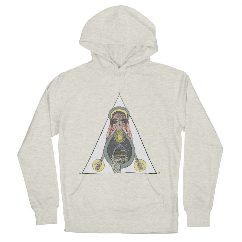 Beyond The Veil Men's Pullover Hoody by Manaburn's Artist Shop