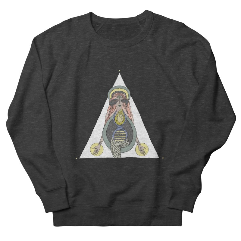 Beyond The Veil Men's Sweatshirt by Manaburn's Shop