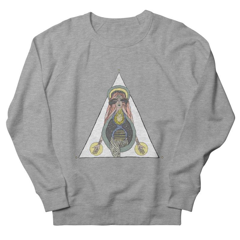 Beyond The Veil Men's Sweatshirt by Manaburn's Artist Shop