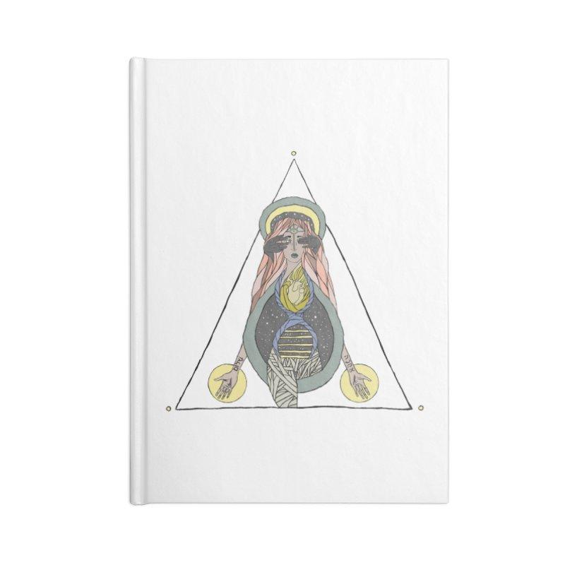 Beyond The Veil Accessories Notebook by Manaburn's Artist Shop