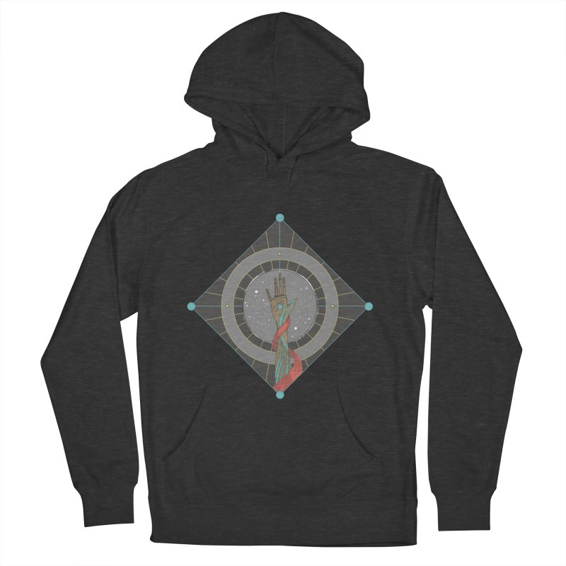 Guided Hand Men's Pullover Hoody by Manaburn's Shop