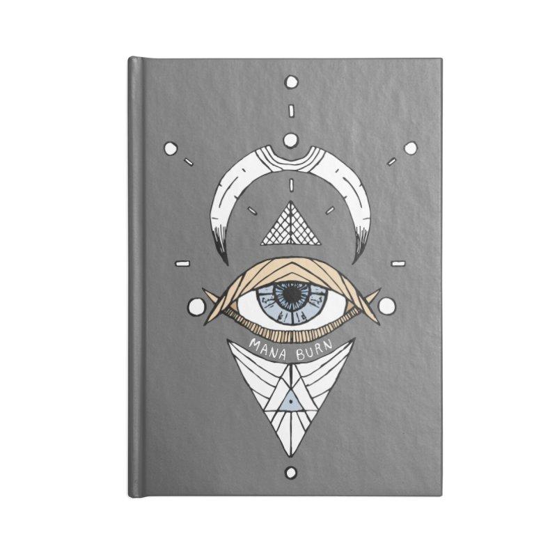 Acumen Accessories Notebook by Manaburn's Shop