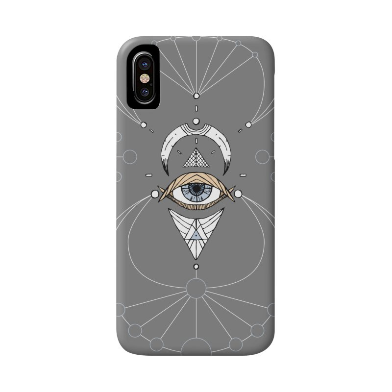 Acumen Accessories Phone Case by Manaburn's Artist Shop
