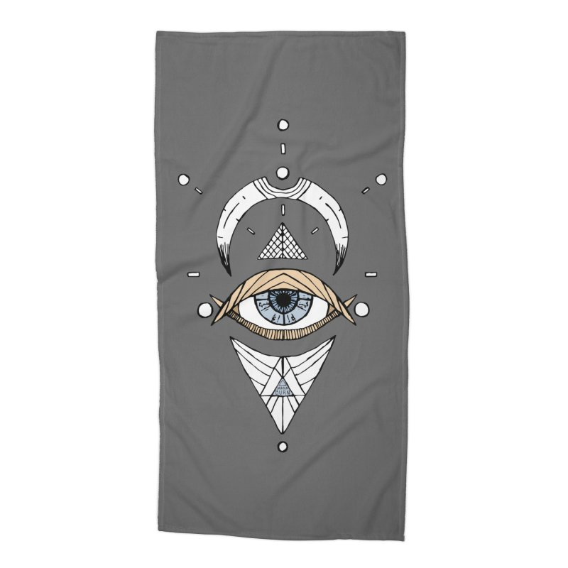 Acumen Accessories Beach Towel by Manaburn's Shop