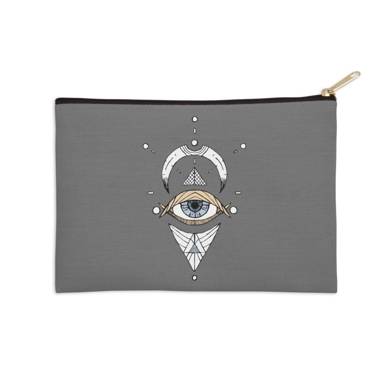 Acumen Accessories Zip Pouch by Manaburn's Shop