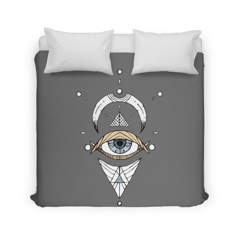 Acumen Home Duvet by Manaburn's Artist Shop