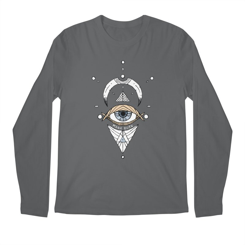 Acumen Men's Longsleeve T-Shirt by Manaburn's Artist Shop