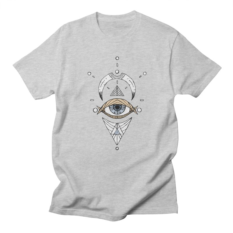 Acumen Men's Regular T-Shirt by Manaburn's Shop