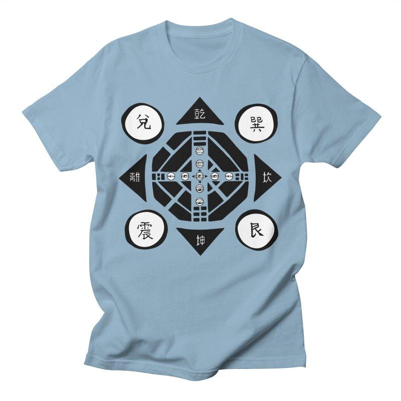 Sanpaku Women's Unisex T-Shirt by Manaburn's Artist Shop