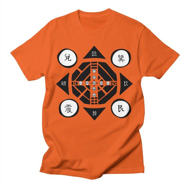 Sanpaku Men's Regular T-Shirt by Manaburn's Shop