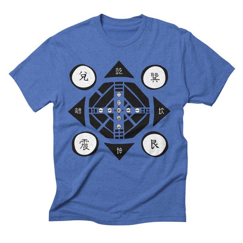 Sanpaku Men's Triblend T-Shirt by Manaburn's Shop