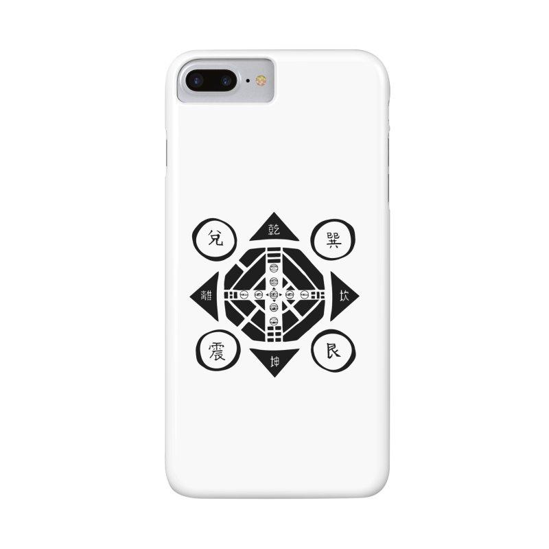 Sanpaku Accessories Phone Case by Manaburn's Artist Shop
