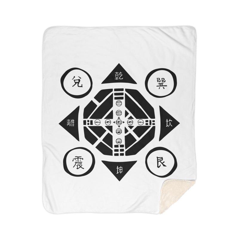 Sanpaku Home Sherpa Blanket Blanket by Manaburn's Shop
