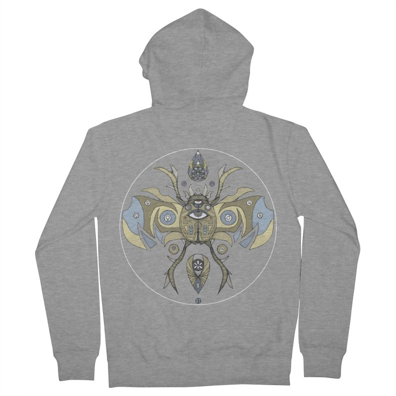 Old Soul Women's French Terry Zip-Up Hoody by Manaburn's Shop