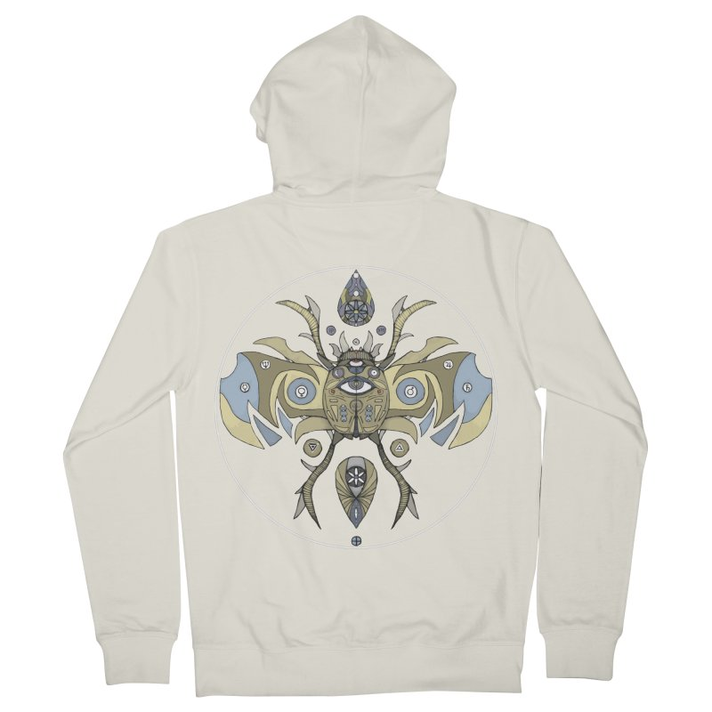 Old Soul Women's Zip-Up Hoody by Manaburn's Artist Shop