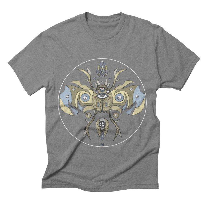 Old Soul Men's Triblend T-Shirt by Manaburn's Shop