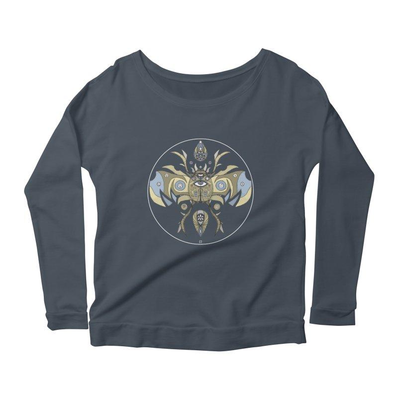 Old Soul Women's Scoop Neck Longsleeve T-Shirt by Manaburn's Shop