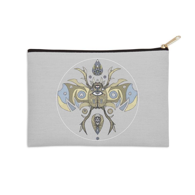 Old Soul Accessories Zip Pouch by Manaburn's Artist Shop