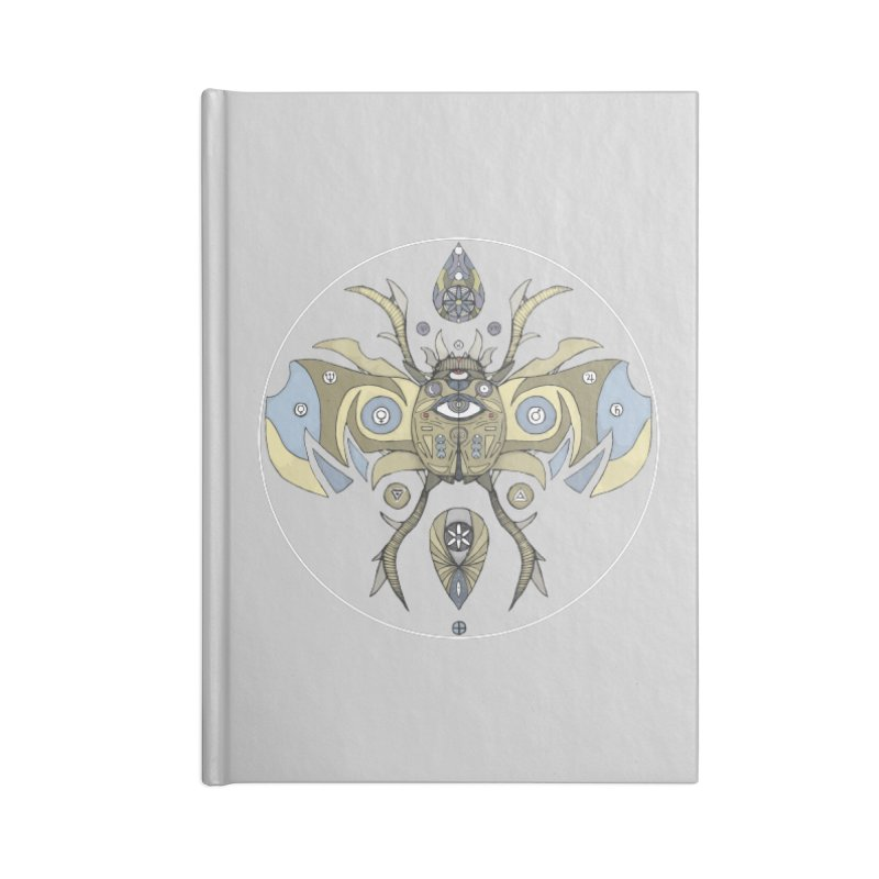 Old Soul Accessories Blank Journal Notebook by Manaburn's Shop
