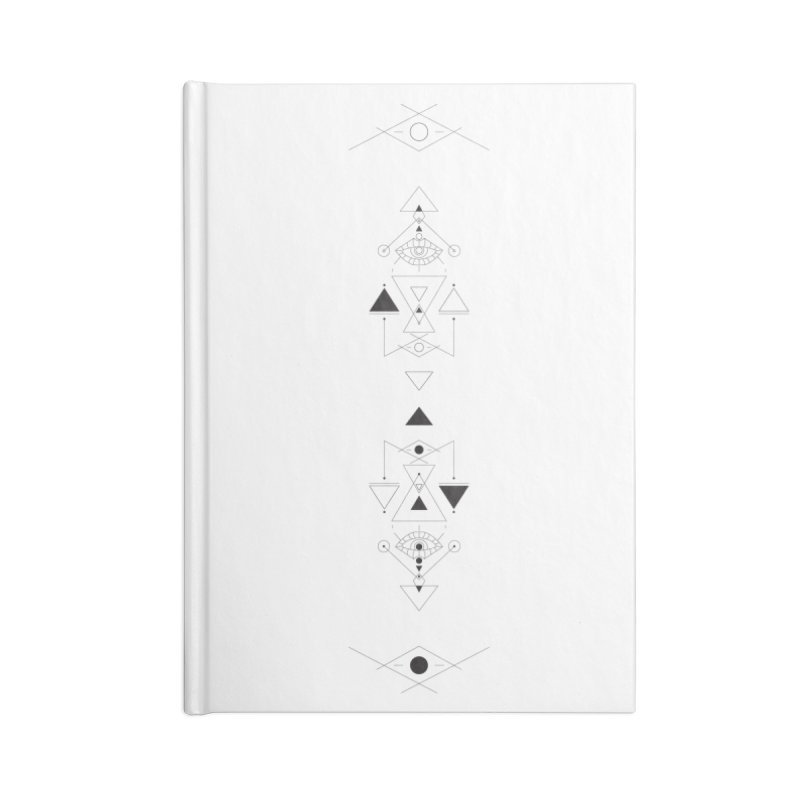 Above and Below  Accessories Notebook by Manaburn's Shop