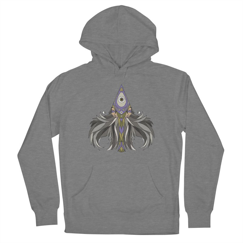 Ace of Spades Men's French Terry Pullover Hoody by Manaburn's Shop