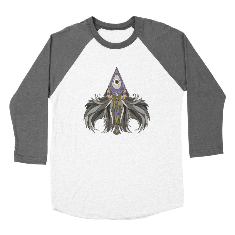 Ace of Spades Men's Baseball Triblend Longsleeve T-Shirt by Manaburn's Shop