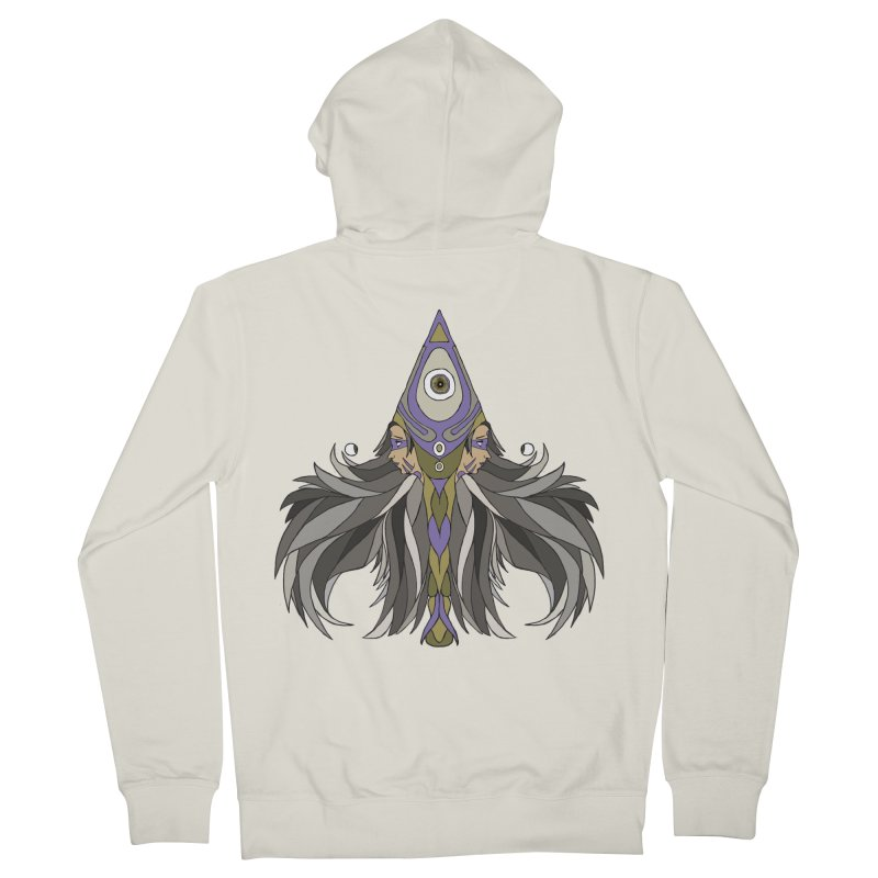 Ace of Spades Women's French Terry Zip-Up Hoody by Manaburn's Shop