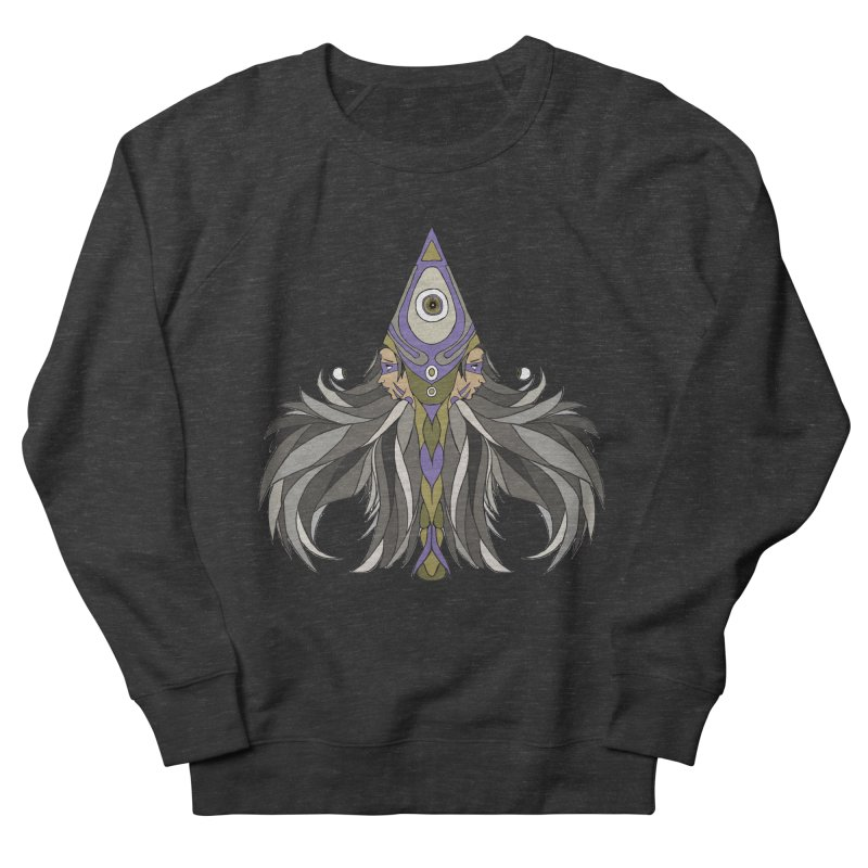 Ace of Spades Men's Sweatshirt by Manaburn's Artist Shop