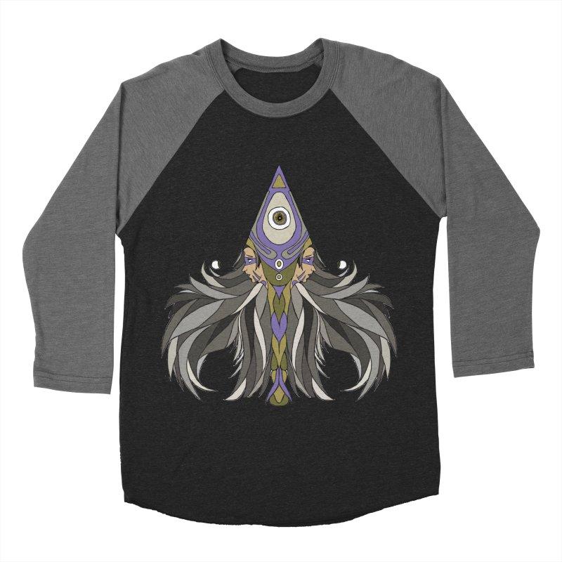 Ace of Spades Men's Baseball Triblend T-Shirt by Manaburn's Artist Shop
