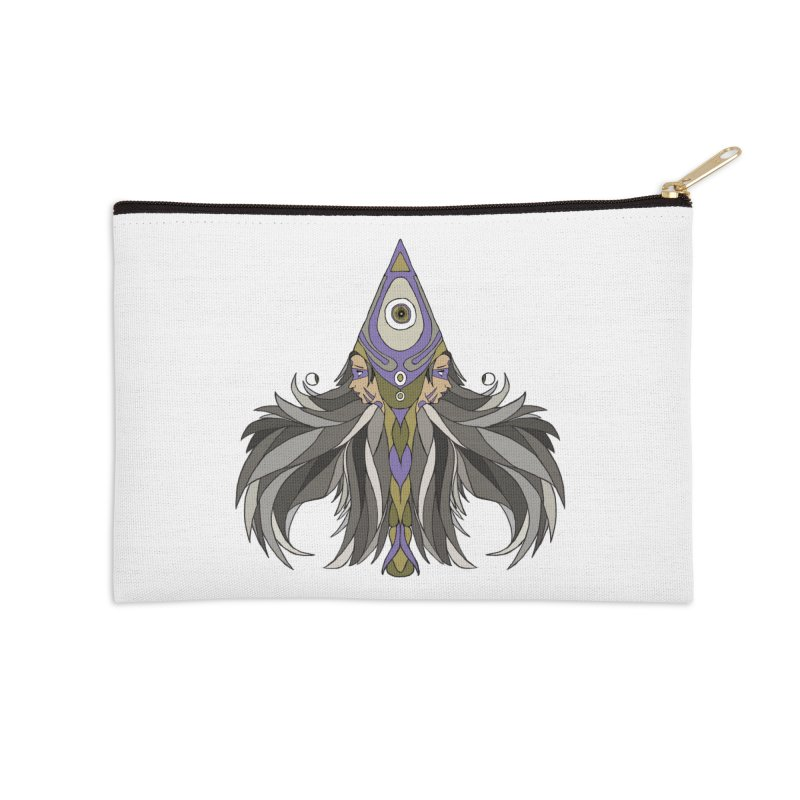 Ace of Spades Accessories Zip Pouch by Manaburn's Artist Shop