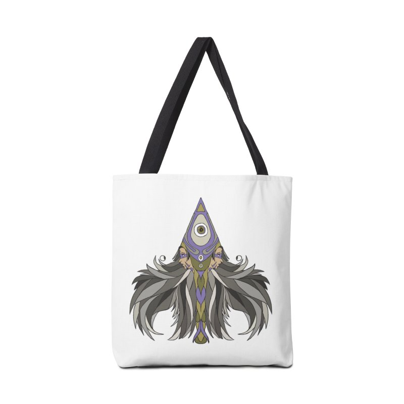 Ace of Spades Accessories Tote Bag Bag by Manaburn's Shop
