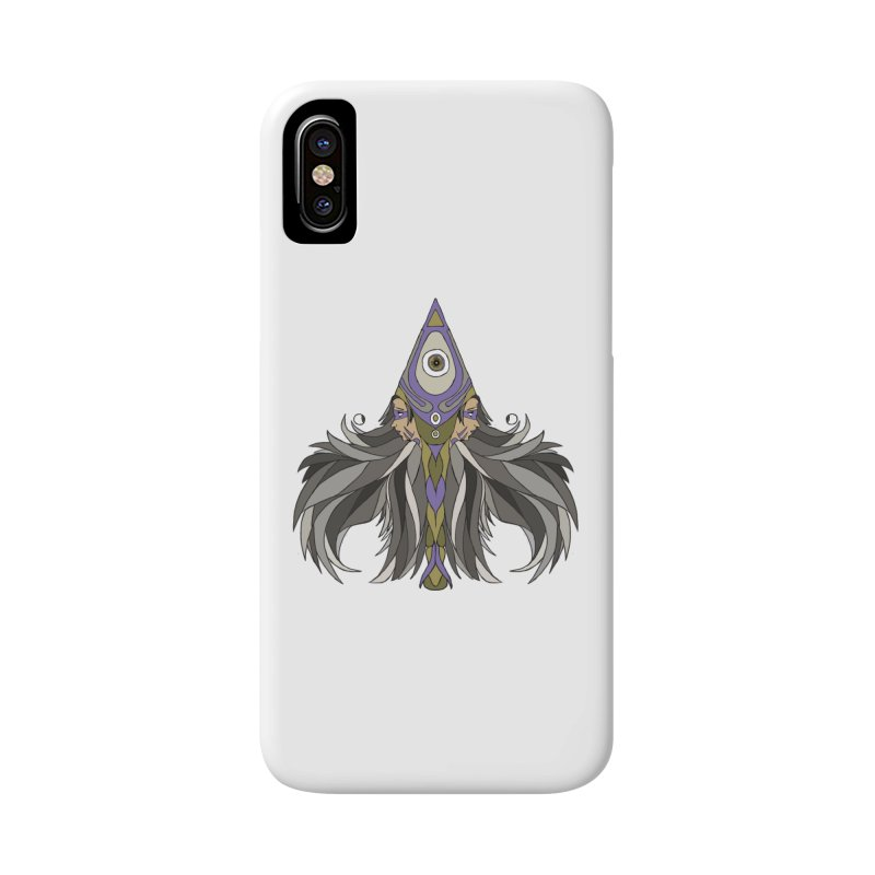 Ace of Spades Accessories Phone Case by Manaburn's Artist Shop