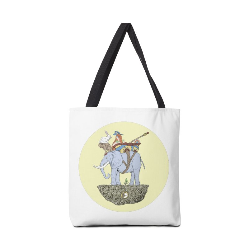 Friendship  Accessories Tote Bag Bag by Manaburn's Shop