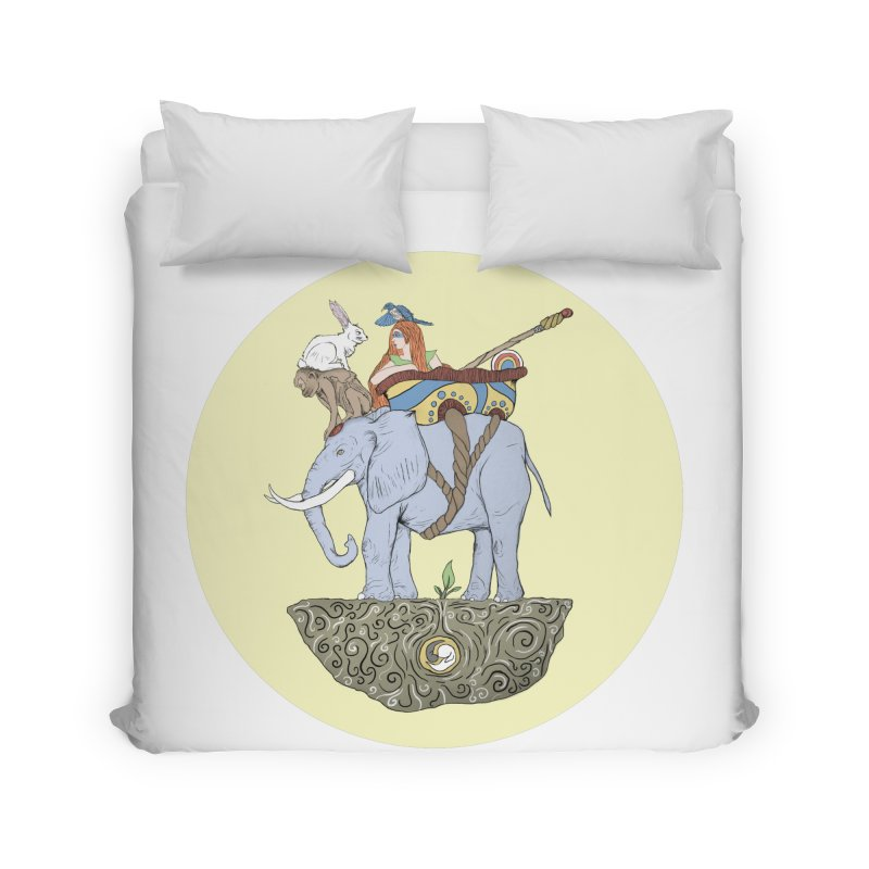 Friendship  Home Duvet by Manaburn's Shop
