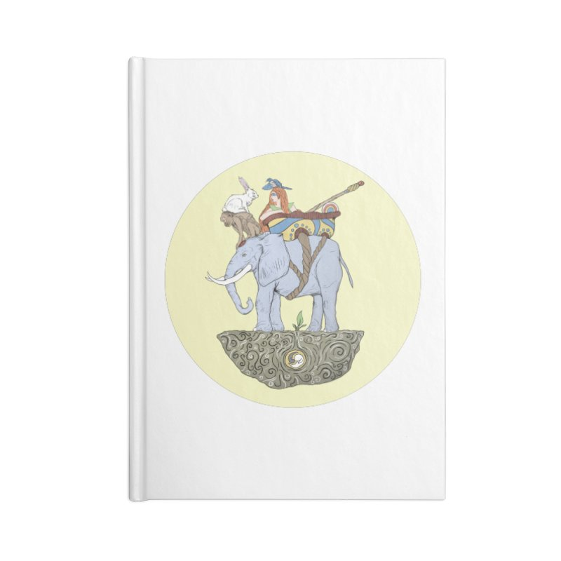 Friendship  Accessories Lined Journal Notebook by Manaburn's Shop