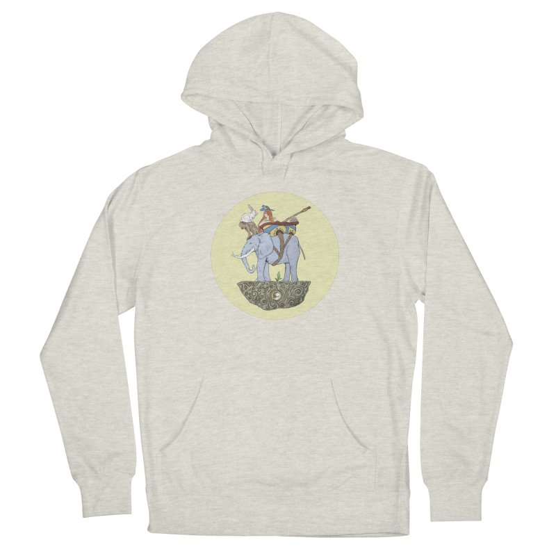 Friendship  Women's French Terry Pullover Hoody by Manaburn's Shop