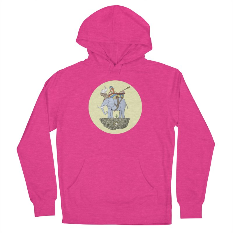 Friendship  Women's Pullover Hoody by Manaburn's Artist Shop