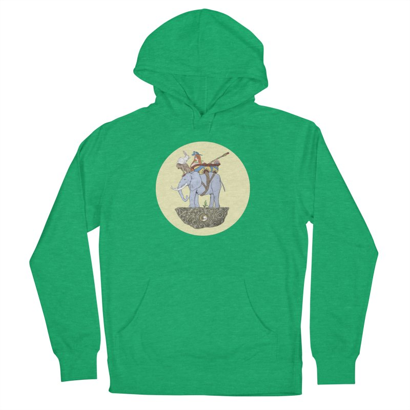 Friendship  Men's Pullover Hoody by Manaburn's Artist Shop
