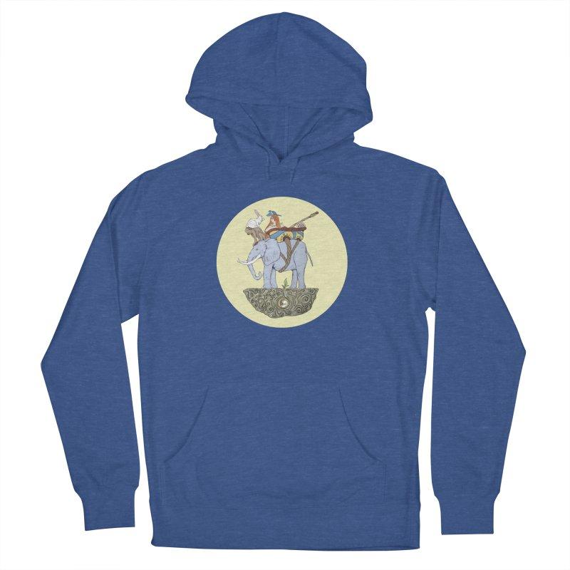 Friendship  Men's Pullover Hoody by Manaburn's Artist Shop
