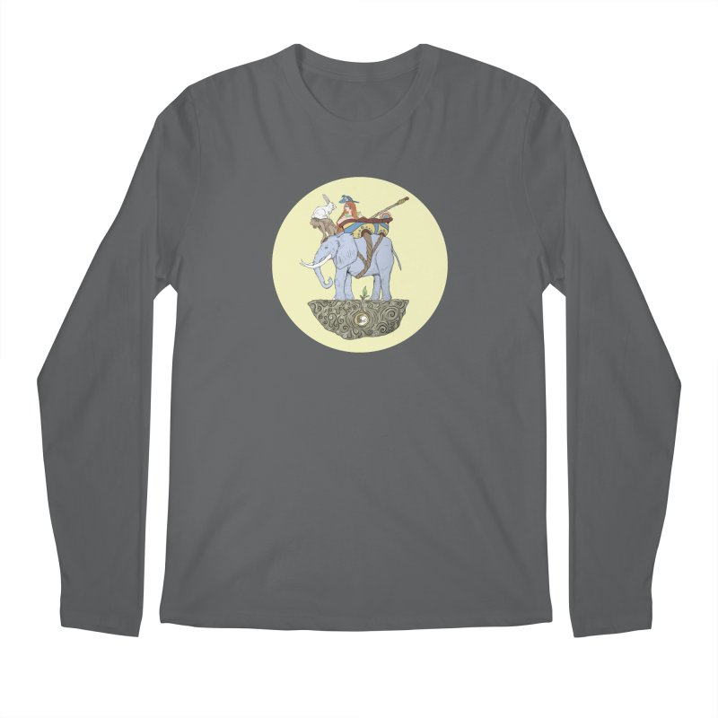 Friendship  Men's Regular Longsleeve T-Shirt by Manaburn's Shop
