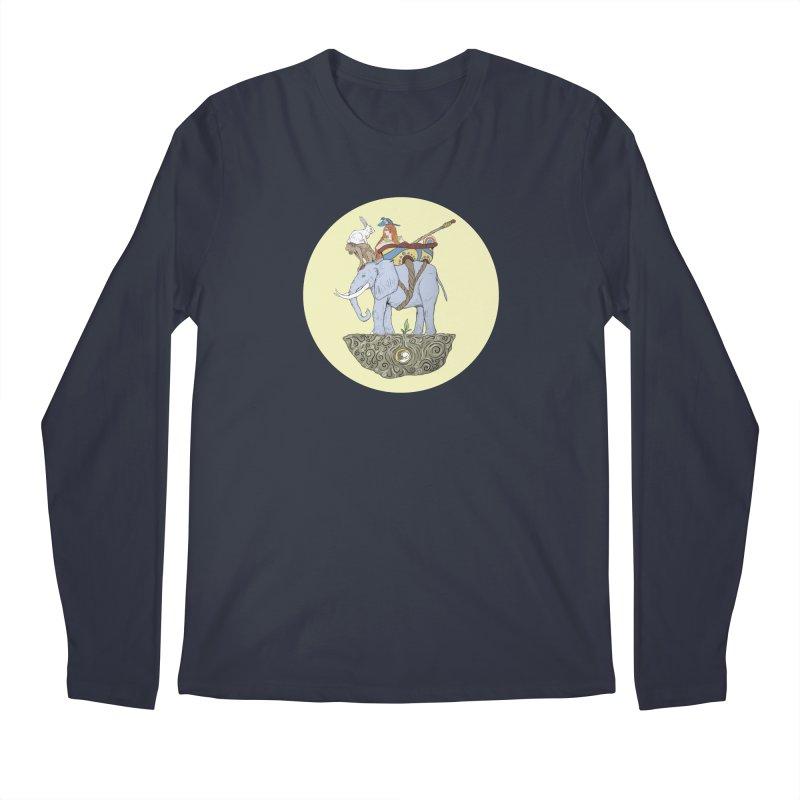 Friendship  Men's Longsleeve T-Shirt by Manaburn's Shop