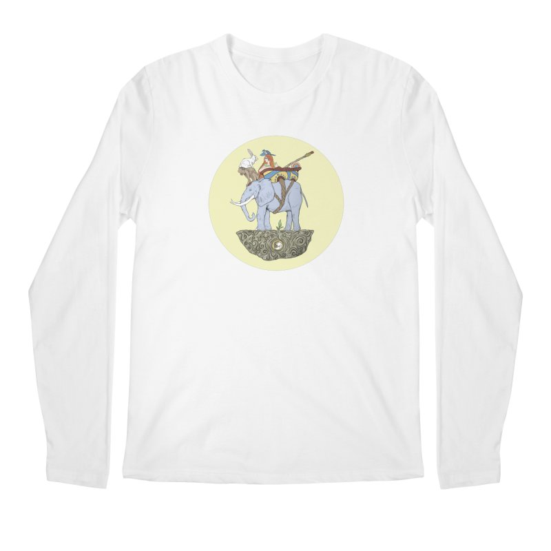 Friendship  Men's Longsleeve T-Shirt by Manaburn's Artist Shop