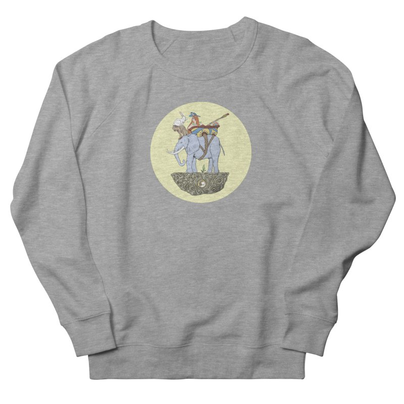 Friendship  Men's French Terry Sweatshirt by Manaburn's Shop