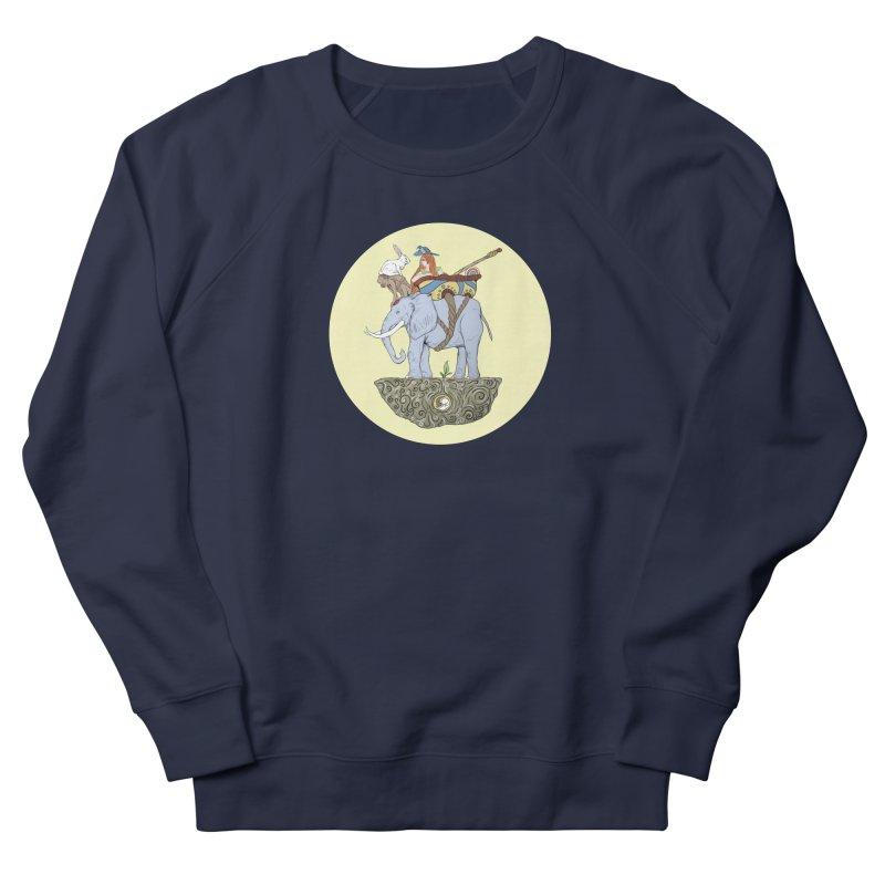 Friendship  Men's Sweatshirt by Manaburn's Artist Shop